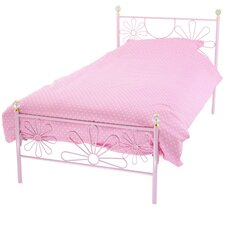 Moorak Wrought Iron Bed