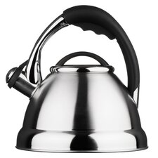 Tenzo 2.5L Stainless Steel Whistling Stovetop Kettle