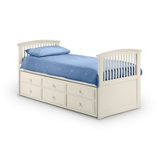 Horatio Single Slat Bed with Trundle