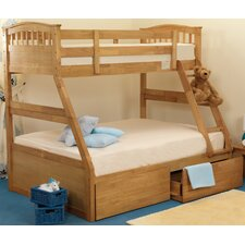Kinnaird Epsom Triple Sleeper Bunk Bed