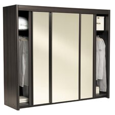 Herran 3 Door Wardrobe