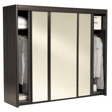 Herran 3 Door Wardrobe