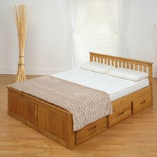 Small Double Storage Bed Frame