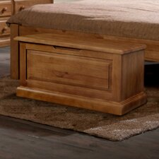 Cabriel Wooden Blanket Box