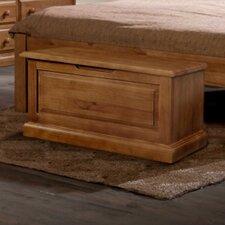 Cabriel Wooden Blanket Box