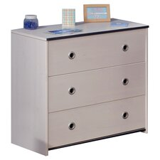 Dollie 3 Drawer Chest of Drawers