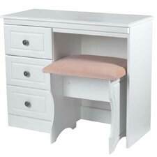 Twinridge 3 Drawer Dressing Table