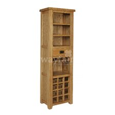 Inisraher Bar with Wine Storage