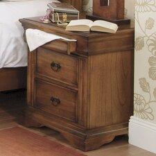 Nachttisch Remus mit 3 Schubladen