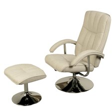 Dale Recliner and Footstool Set
