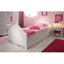 Alicia Panel Bed