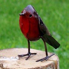 Robin Statue