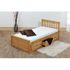 Single Cabin Bed with Storage