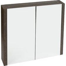 75cm x 66cm Recessed Mirror Cabinet