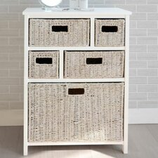 Tanya 5 Drawer Chest