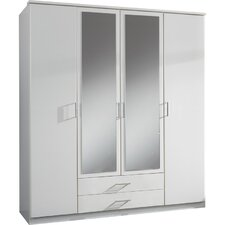 Hydra 4 Door Wardrobe