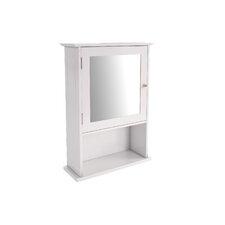 Kyogle 47cm x 67cm Surface Mount Mirror Cabinet