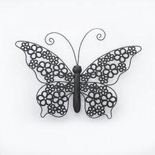 Wanddekoration Butterfly