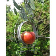 Apple Bird Feeder (Set of 2)