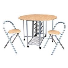 Marino Dining Table and 2 Chairs