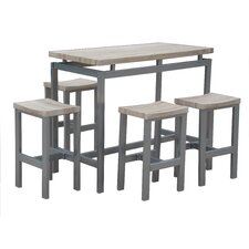 Marino Dining Table and 4 Chairs
