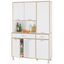 Küchensideboard Stoss mit 2 Schubladen und 6 Türen