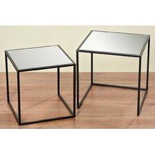 2-tlg. Tisch-Set Mara