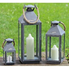 Hadrienibal 3 Piece Lantern Set