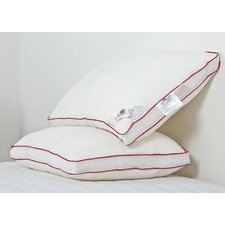 Ultimate Air-Breathe Health Down Standard Pillow (Set of 2)