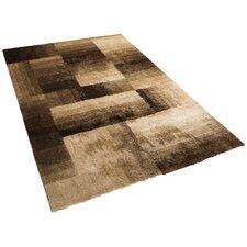 Teppich Ardan in Braun/ Beige