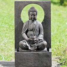 Statue Fountain Buddha