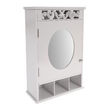 Kandos 40cm x 60cm Surface Mount Mirror Cabinet
