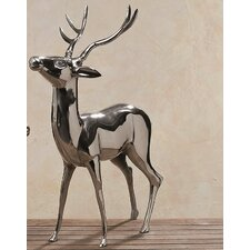 Figur Oscar Standing Moose