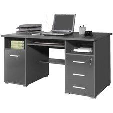 3 Drawer Computer Desk