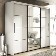 Carlo 3 Sliding Door Wardrobe