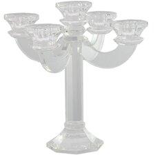Kerzenleuchter aus Glas