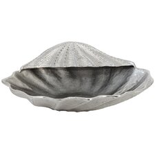 Decorative Oyster Shell Bowl