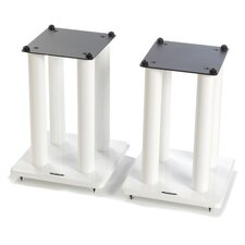 SL Series 40cm Fixed Height Speaker Stand (Set of 2)