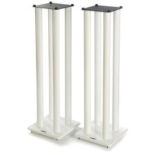 SL Series 100cm Fixed Height Speaker Stand (Set of 2)