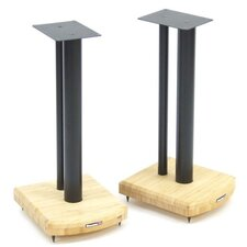 Moseco 50cm Fixed Height Speaker Stand (Set of 2)
