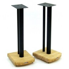 Moseco 60cm Fixed Height Speaker Stand (Set of 2)