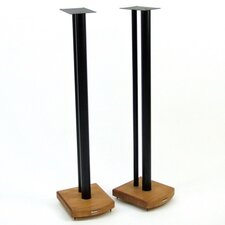 Moseco 100cm Fixed Height Speaker Stand (Set of 2)