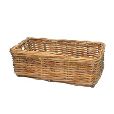 Lacak Rattan Rectangular Basket