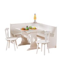 Donau Dining Table and 2 Chairs