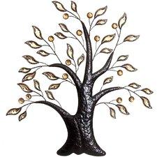 Wanddekoration Tree