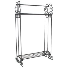 Scroll 50.8cm Freestanding Towel Rail