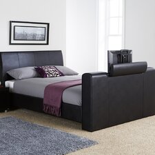 Braidwood Upholstered TV Bed
