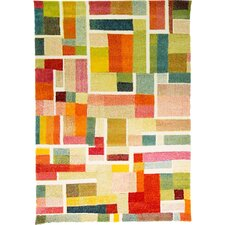 Teppich Impressionist in Bunt