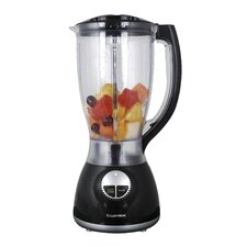 2L 500W Blender with Grinder Attachment