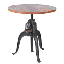 Fundos Adjustable Height Bar Table